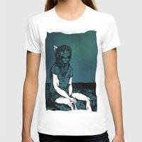 monkey T-shirts featuring Monkey by Merwizaur