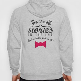 stories-doctor who Hoody