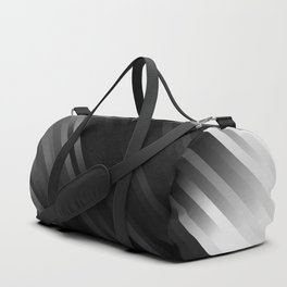 stripes wave pattern 7v1 bwi Duffle Bag