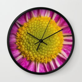 Pretty Mum Wall Clock