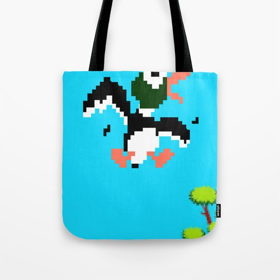 duck Tote Bag