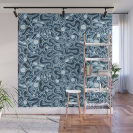 Steampunk X-ray Wall Mural