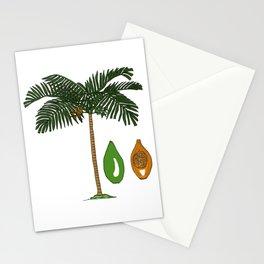 Areca Palm Stationery Cards