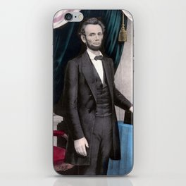 President Abraham Lincoln iPhone Skin