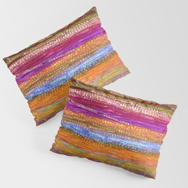 Indian Colors Pillow Sham