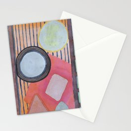 Trapped between two Worlds Stationery Cards