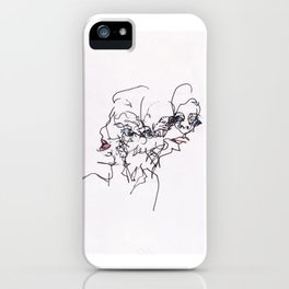 Disintegral #1293 iPhone Case