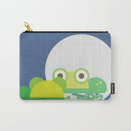 I looke like a frog Carry-All Pouch