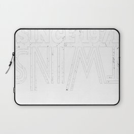 Twins-Since-1971---46th-Birthday-Gifts Laptop Sleeve