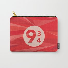 Platform 9 and 3 Quarters Carry-All Pouch