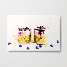 Summer Drinkin' #society6 #decor #buyart Metal Print
