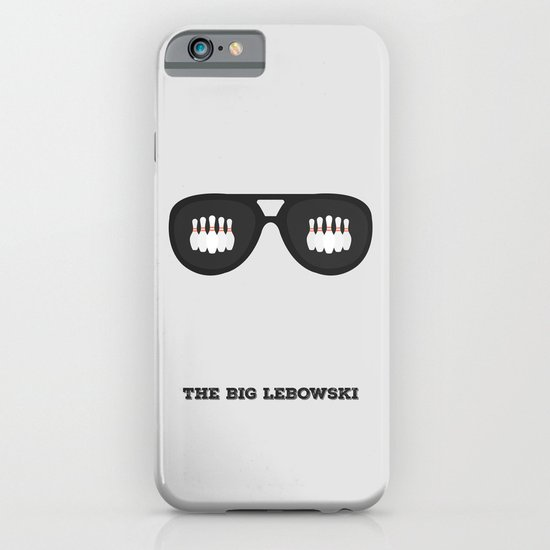 The Dude Minimalist iPhone & iPod Case