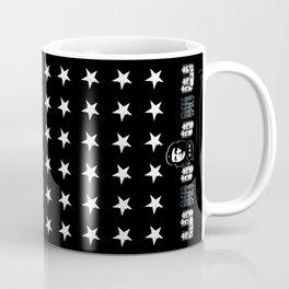 RAD STARS, GRAFFITIS and SPRAY CANS Coffee Mug