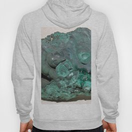 Natural Malachite Hoody
