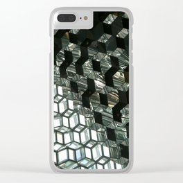 Harpa,  concert hall and conference centre Clear iPhone Case