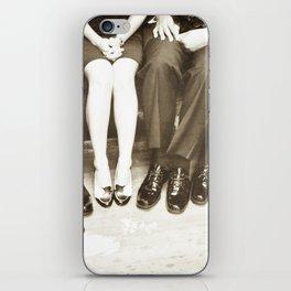 The Groomswoman iPhone Skin