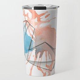 Origami #13 Travel Mug