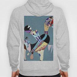 Wassily Kandinsky Floating Figure Hoody