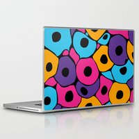 spawn Laptop & iPad Skins featuring A new start in lives 3 by S.Y.Hong