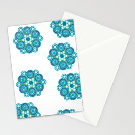 Mandala Lotus flower Stationery Cards
