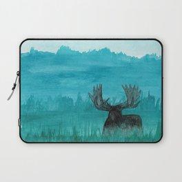 Swampy Moose Laptop Sleeve