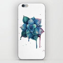 Succulent I iPhone Skin
