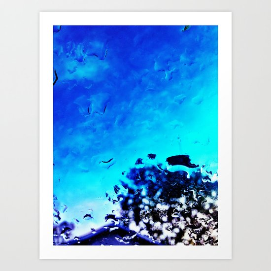 Morning After the Rain Art Print