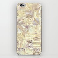 mosaic iPhone & iPod Skins featuring Mosaic by Santo Sagese
