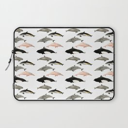 Dolphins and porpoises Laptop Sleeve