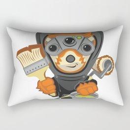 EXRAW PAW Rectangular Pillow