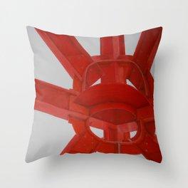Architectural Inspiration Throw Pillow
