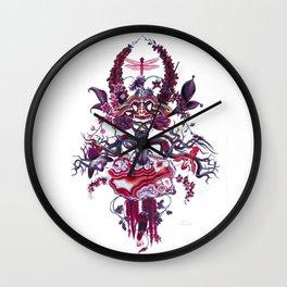 Merlot Wall Clock