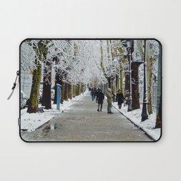 Neve mattutina Laptop Sleeve