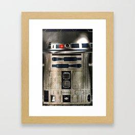 D2 Framed Art Print