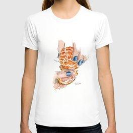 Blue Nails T-shirt