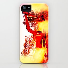 Heavy Duty Earth Works iPhone Case