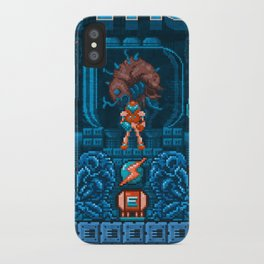 Metroids iPhone Case
