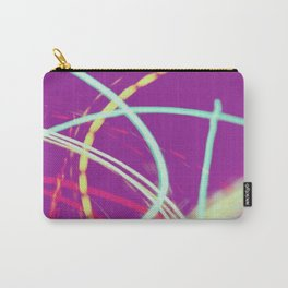 Fuscia Carry-All Pouch