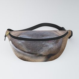 Watercolor Elk Fanny Pack