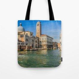 San Jeremy Venice Tote Bag
