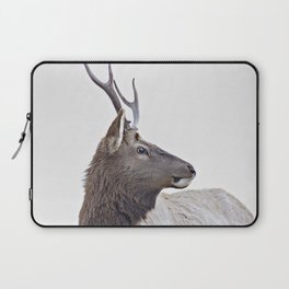 elk #society6 #decor #buyart Laptop Sleeve