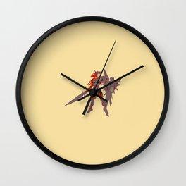 Iron Solari Leona Wall Clock