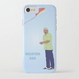 Vacation Dad iPhone Case