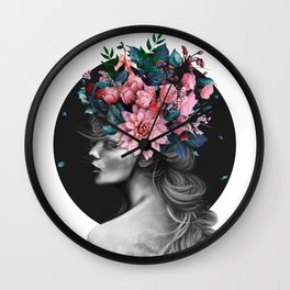 Spring soul Wall Clock