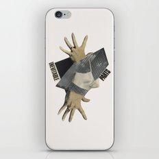 Inevitable Parts iPhone & iPod Skin