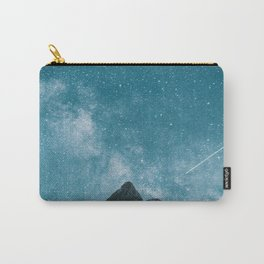 Blue Mountains Blue Sky - Landscape Photography Carry-All Pouch