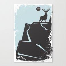 Soon, My Deer, Very Soon. Canvas Print