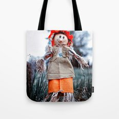 Little scarecrow Tote Bag