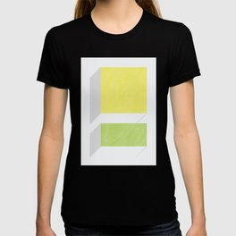 四角_視覚【SHIKAKU】 T-shirt