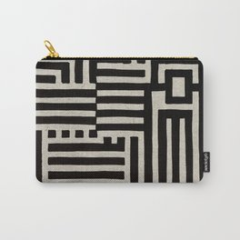 Optical Maze Carry-All Pouch